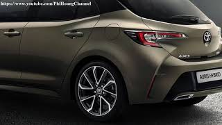 2019 Toyota Auris - Interior and Exterior - Phi Hoang Channel.