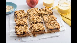Whole Grain Fruit Filled Bars - Healthy Snacks For Kids - Weelicious