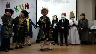 Okuma Bayramı Türk büyükleri.  Eğlenceli çocuk videosu.