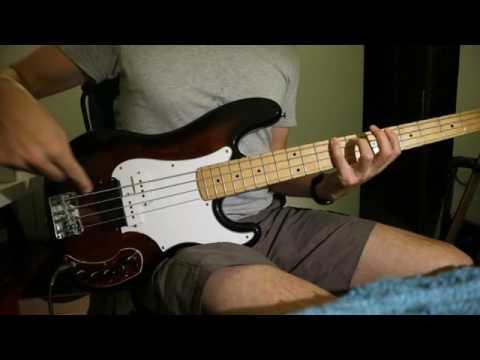 Precision MusicMan bass