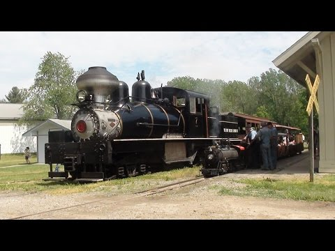 Hesston Steam Museum Opening Weekend 2016