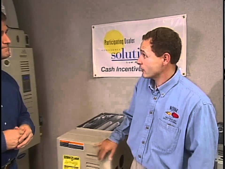 Choosing a new furnace 11 08 06 youtube for Choosing a furnace