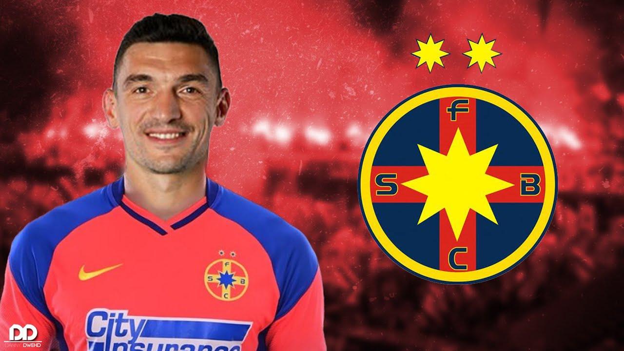 Claudiu Keseru - Bine ai revenit la FCSB (Steaua)!