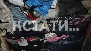 Прокладывать тоннель в квартиру «плюшкиных» пришлось судебным приставам(, 2017-07-10T16:43:46.000Z)
