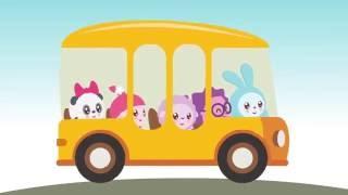 Малышарики Новые серии - Поехали! (35 серия) Мультики для самых маленьких