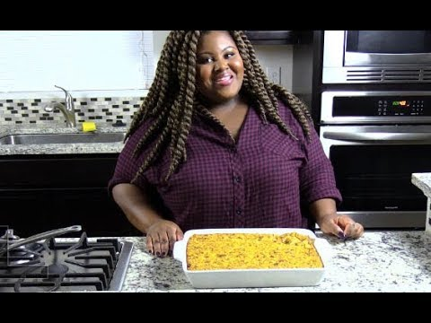 Soul Food Cornbread Dressing Recipe - I Heart Recipes W/ Rosie Mayes