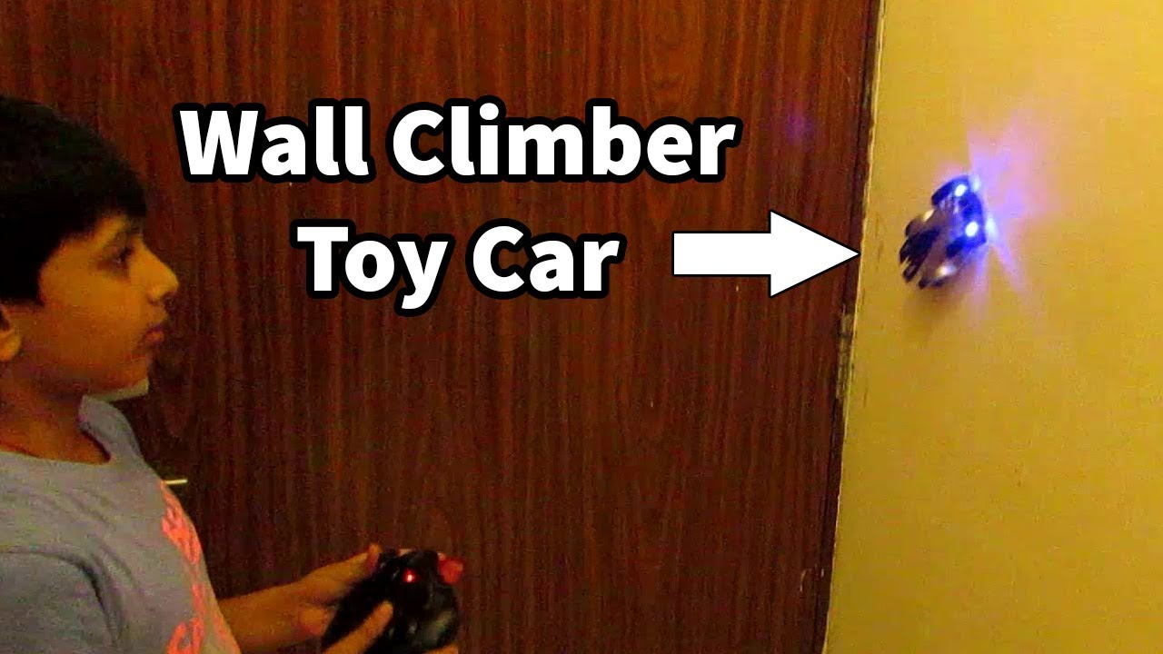 Wall Climber Toy Car For Children Rc Cars Toys For