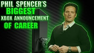 Phil Spencer CONFIRMS The Biggest Xbox News Of His Career! People Said This Wasn