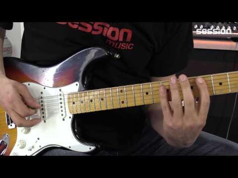 Fender New Postmodern JRN Stratocaster Series