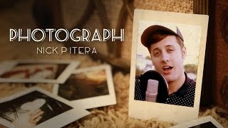 Photograph  - Ed Sheeran - Nick Pitera Piano Cover
