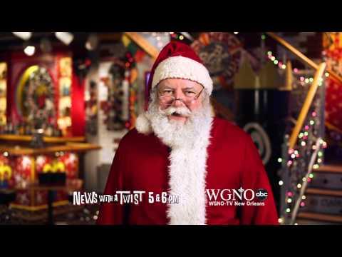 NWT ID Santa 12/2014