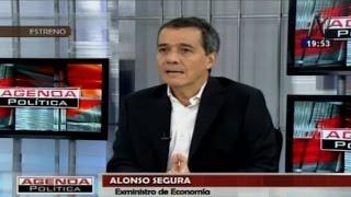 Habla Alonso Segura, el último ministro de Economía de Ollanta Humala