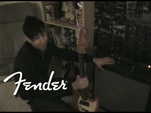 War Tapes | FENDER Hot Rod Deville 410 video | Fender