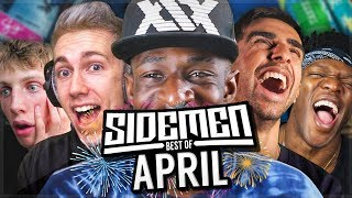 SIDEMEN BEST OF APRIL 2018