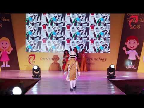 Gujarat Kids Fashion Week Grand Finale - Theme - Fashion Cycle