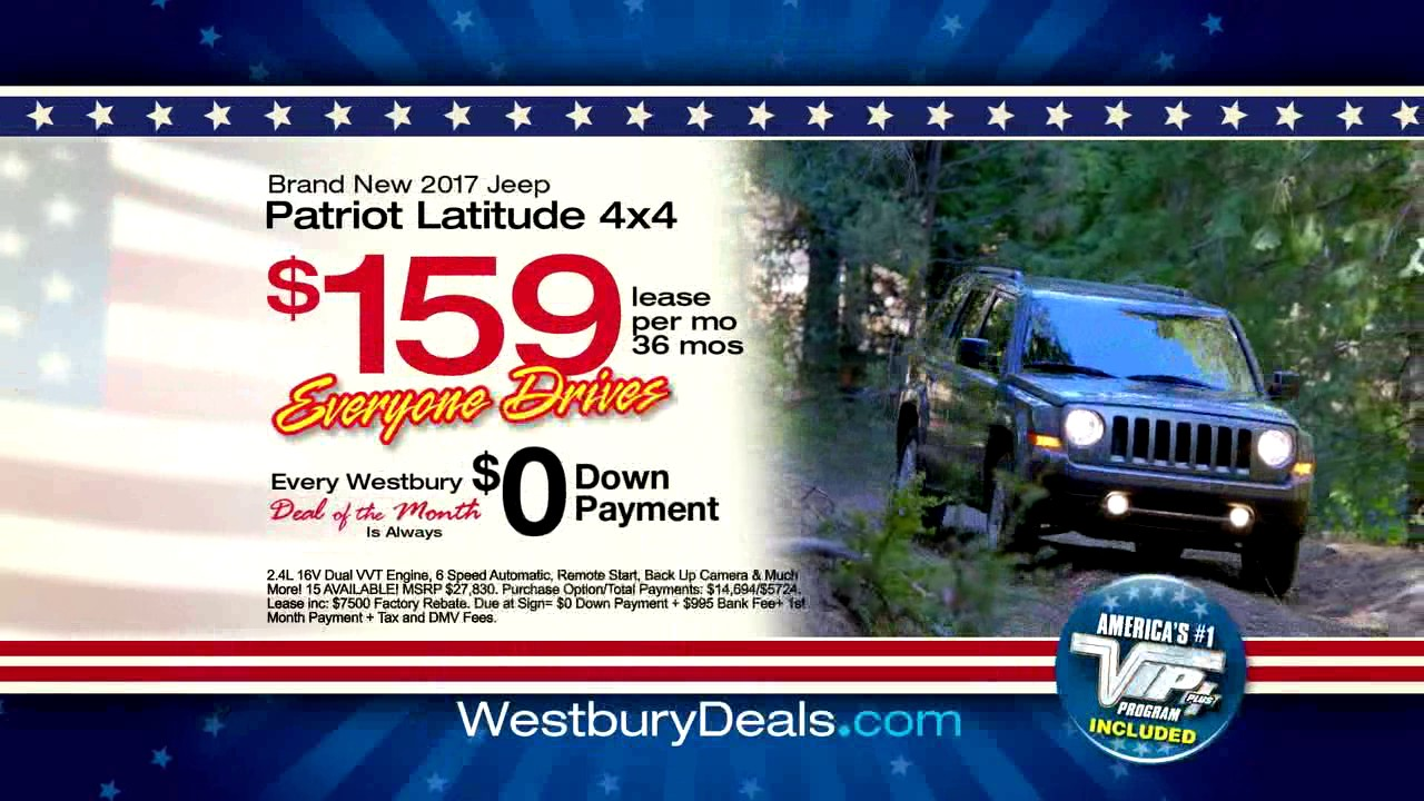 Westbury Jeep Deals May 2017 Youtube