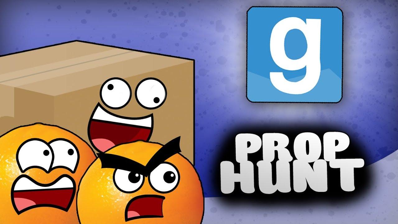 Gmod: Retarded Box, Vitamin C Brothers, Expert Survivalist, Dumb Hunters  (Comedy Gaming)