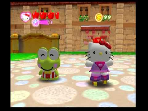 Hello Kitty Roller Rescue Ps2 Gameplay Youtube