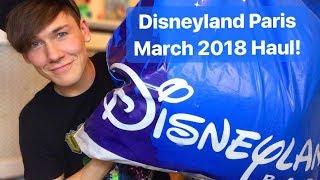 Disneyland Paris 2018   March Haul from World of Disney, Disneyland Hotel & Disneyland Park