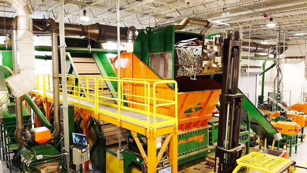 客户聚焦:金属回收应用