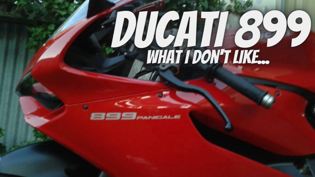 what i don 39 t like about my ducati 899 panigale youtube. Black Bedroom Furniture Sets. Home Design Ideas
