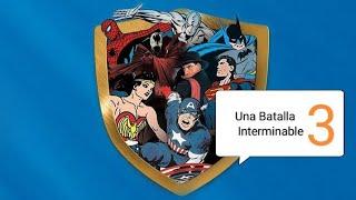 Superheroes Una Batalla Interminable |Cap 03| Espa