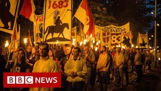 Is there a growing far-right threat online? - BBC News