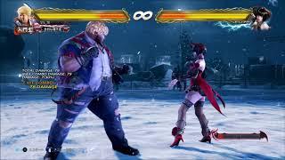 Tekken 7 Bob cd2 Combos | PS4