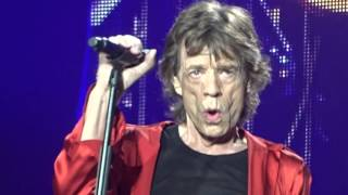 Angie  Rollingstones 17,Mar,2016 Foro sol, Mexicocity