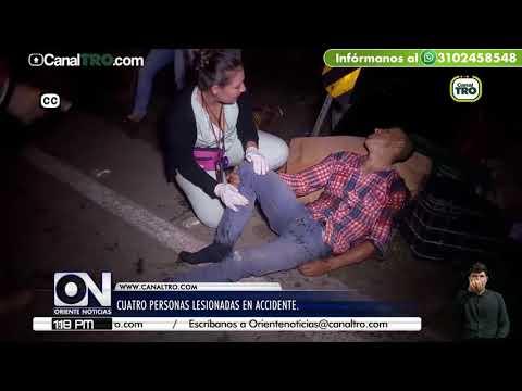 Mujer herida en el centro de la ciudad de Bucaramanga