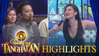 Tawag ng Tanghalan: Jhong accidentaly spills Anne's secret about having a baby