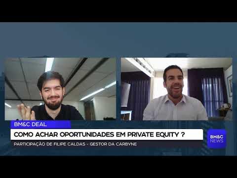 BM&C DEAL #6: Rafael Lara conversa com Filipe Caldas, gestor da Carbyne