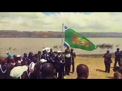 Nyandarua County Lake Ol bollosat
