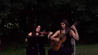 Hallelujah performed by Ariana Strings Violin & Guitar Duet