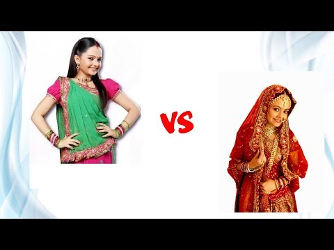 Gia Manek Vs Devoleena In Different Attires | Old Gopi Vs New Gopi | Saath Nibhana Saathiya