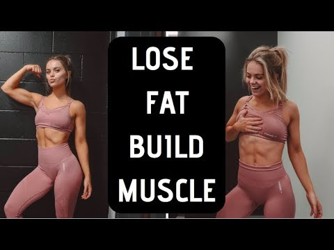 Can you add muscle while losing fat