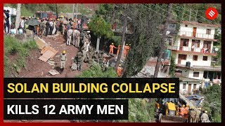 Death toll in Solan building collapse rises to 13