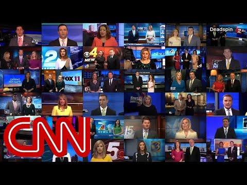 Sinclair requires anchors to read script bashing 'fake' news