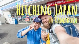 Japan Tokyo, Kamakura Hitchhike travels autostop, tokyo Zoo