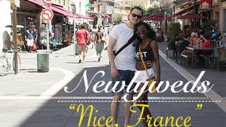 OUR HONEYMOON IN NICE - FRANCE VLOG | AdannaDavid