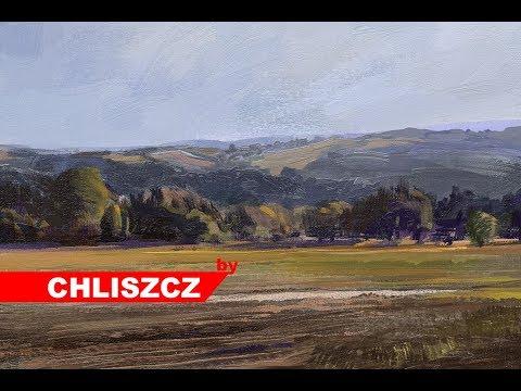 Photoshop painting – Landscape