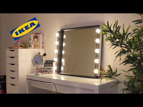 Revue Lampe Pour Maquillage Ikea Musik Youtube