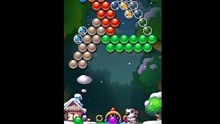 Bubble bird rescue game:Pop the bubbles and rescue the baby bird screenshot 2
