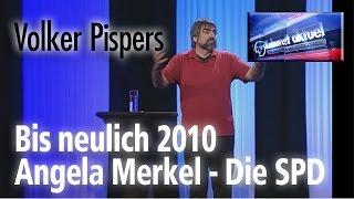 """Volker Pispers - bis neulich - Angela Merkel """"ist ein sich selbst bestückender Umluftherd"""""""