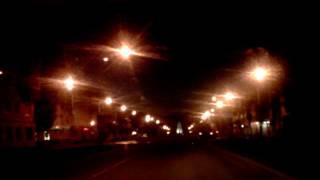 Автомобильный планшет LEXAND SB5 PRO HDR - видео 480р (режим ночной город)