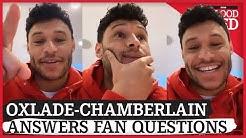Alex Oxlade-Chamberlain Q&A | Team-mates, Netflix, Perrie Edwards