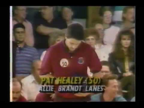 1993 1994 Brunswick WTC Telecast from Pittsburgh