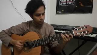 Selamat Berhari Raya - Rahimah Rahim ( Fingerstyle )