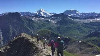 Tour du Mont Blanc July 2016
