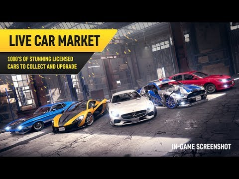 RACE KINGS (BY HUTCH GAMES) Gameplay Android / iOS | Racing in random events